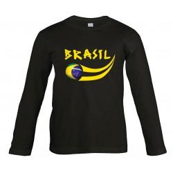 T-shirt Brésil enfant...