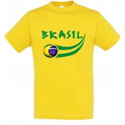 T-shirt Brésil enfant