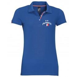 2 stars France Women polo