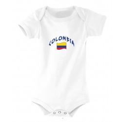 Body bébé Colombie