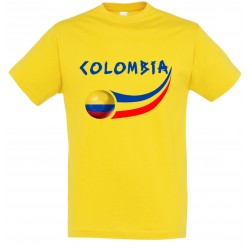 T-shirt Colombie enfant