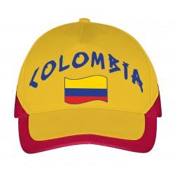 Casquette Colombie