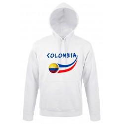 Sweat capuche Colombie