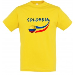 T-shirt Colombie