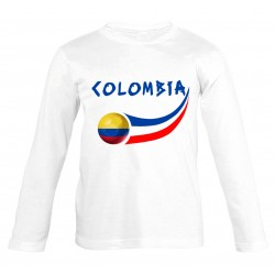 T-shirt Colombie enfant...