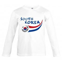 T-shirt Corée du Sud enfant...