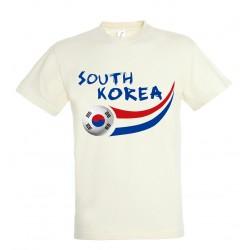 T-shirt Corée du Sud