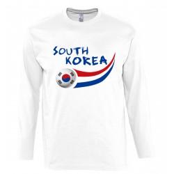 T-shirt Corée du Sud...