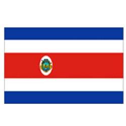 Drapeau Costa Rica 150 x 90 cm