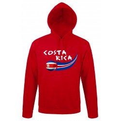 Sweat capuche Costa Rica