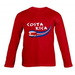 T-shirt Costa Rica enfant...