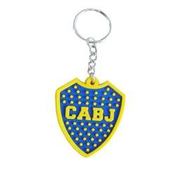 Boca Juniors keyring