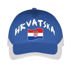 Casquette Croatie