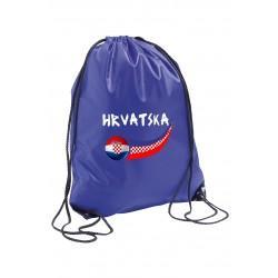 Croatia Gymbag