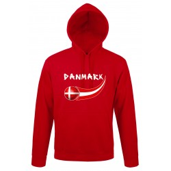 Denmark hooded sweatshirt