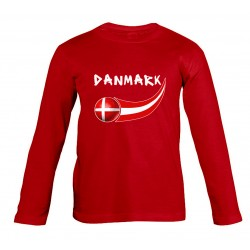 T-shirt Danemark enfant...