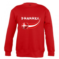 Denmark junior sweatshirt