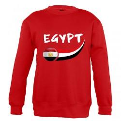 Sweat Egypte enfant col rond