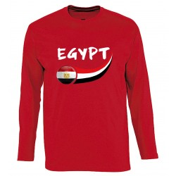 Egypt long sleeves T-shirt