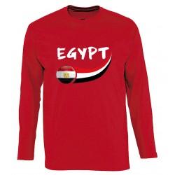 T-shirt Egypte manches longues