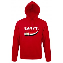 Egypt hooded sweatshirt