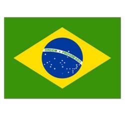 Drapeau 150 x 90 cm Brésil