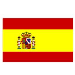 Spain flag 150 x 90 cm