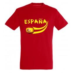 T-shirt Espagne enfant