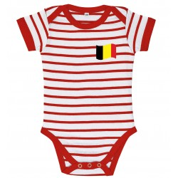 Body bébé rayé Belgique
