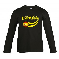 Spain junior long sleeves...