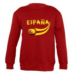 Sweat Espagne enfant col rond