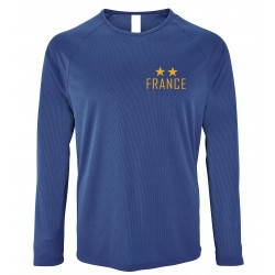Centenary France long...