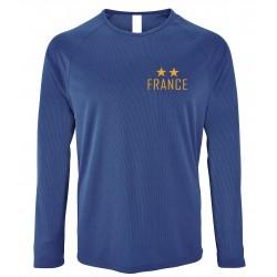 T-shirt France centenaire...