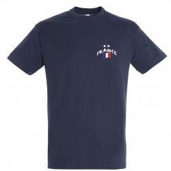 2 stars France junior T-shirt