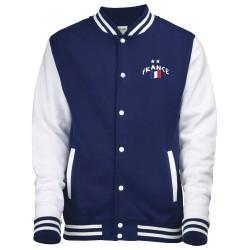 2 stars France jacket