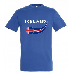 Iceland junior T-shirt