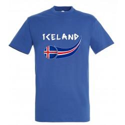 T-shirt Islande enfant