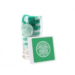 Celtic Glasgow Mini Bar Set