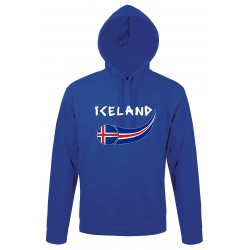 Sweat capuche Islande