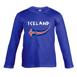 Iceland junior long sleeves...