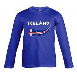 T-shirt Islande enfant...
