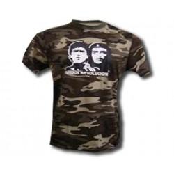T-shirt Maradona El Che...
