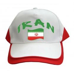 Iran cap