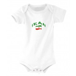Iran baby bodysuit