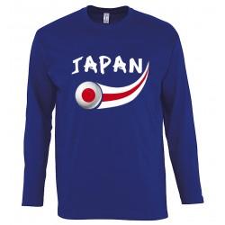 T-shirt Japon manches longues