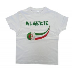 Algeria junior T-shirt
