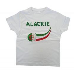 T-shirt enfant Algérie