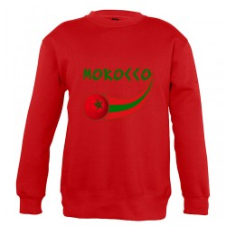 Morocco junior sweatshirt