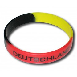 Germany rubber bracelet