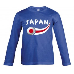 Japan junior long sleeves...